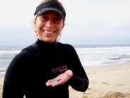 The Sea Glass Huntress